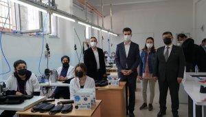 Başkan Karagöl, Erek Mesleki ve Teknik Anadolu Lisesi'ni ziyaret etti