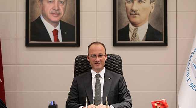 """Başkan Örki, """"Ramazan ayı Yüce Allah'ın bizlere lütfettiği büyük bir nimettir"""""""