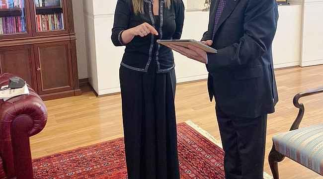 Başkan Sengel, Kılıçdaroğlu'ndan açılış sözü aldı