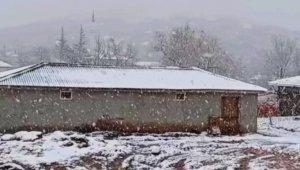 Beklenen kar Balkanlar'dan ülkeye giriş yaptı