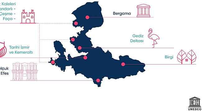 Bergama UNESCO toplantısına ev sahipliği yapacak