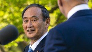 Biden, ilk yüz yüze görüşmesini Japonya Başbakanı Suga ile gerçekleştirdi