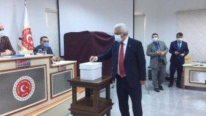 Bilecik'te KÖYDES üye seçimleri gerçekleşti