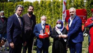 Bornova Kızılay'dan anlamlı etkinlik