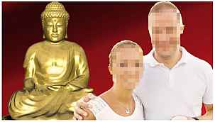 'Buda'cı 'Tao'cu eşe dava... 'Bir kadınla inzivaya gitti, evde sürekli ayin düzenledi'