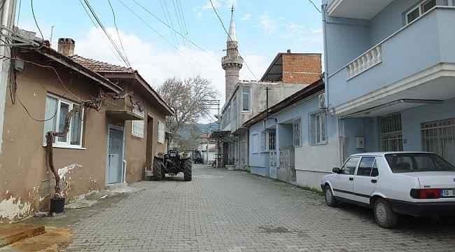 Burhaniye'de kırsal Börezli Mahallesi karantinaya alındı