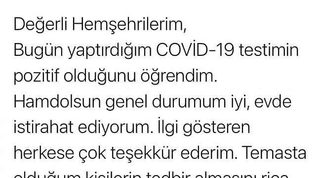 Bursa Büyükşehir Belediye Başkanı Alinur Aktaş'ın korona virüs testi pozitif çıktı - Bursa Haberleri