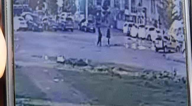 Bursa'daki kadın cinayetinden saniye saniye görüntüler - Bursa Haberleri