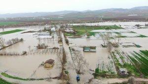 Bursa'da 35 bin dönüm arazi sular altında - Bursa Haberleri