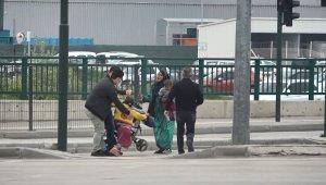 Bursa'da dilencilere maneviyat operasyonu - Bursa Haberleri