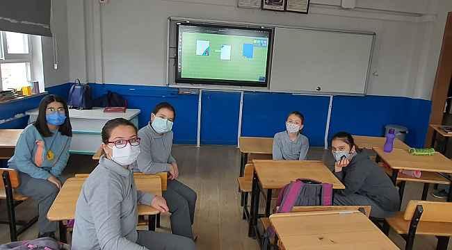 Bursa'da öğrenciler bilimsel deney çalışmaları gerçekleştiriyor - Bursa Haberleri