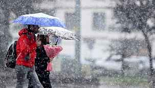 Bursalılara kar uyarısı - Bursa Haberleri