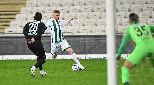 Bursaspor 11 maçta yine 13 puan topladı - Bursa Haberleri