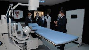 BUÜ Hastanesi'ne modern taş kırma cihazı - Bursa Haberleri