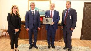 Büyükelçi Amman, Başkan Oktay ile görüştü
