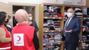 Canik'te Belediye-Kızılay iş birliği