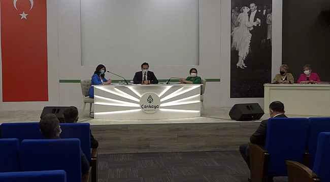 """Çankaya Belediye Başkanı Taşdelen: """"2020 yılını 169 milyon lira fazla vererek tamamladık"""""""