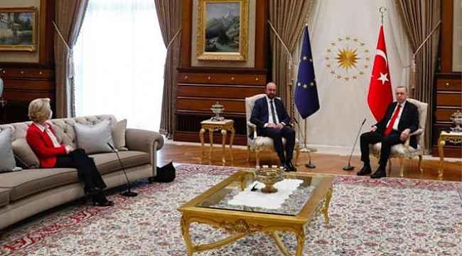 """Çavuşoğlu'ndan protokol tartışmasıyla ilgili açıklama: """"Uluslararası kurallar uygulandı"""""""