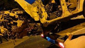 Denizli'de son 1 haftada 149 trafik kazası meydana geldi