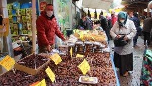 Devrek'te pazar ve marketlerde Ramazan Ayı bereketi