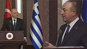 Dışişleri Bakanı Çavuşoğlu'ndan Dendias'a Osmanlı tokadı