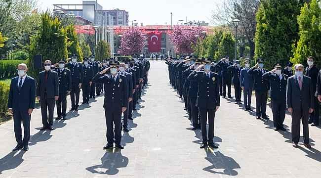 Diyarbakır'da Polis Haftası kutlandı