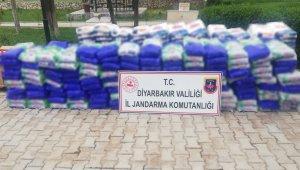 Diyarbakır'da sahte deterjan operasyonu