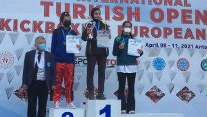 Diyarbakırsporlu milli sporcunun tarihi başarısı