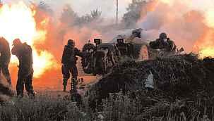 Donbass'ta tansiyon düşmüyor: 1 asker öldü, 2 asker yaralandı