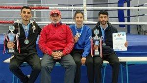 DÜ sporcuları Avrupa turnuvasından madalyalarla ile döndü