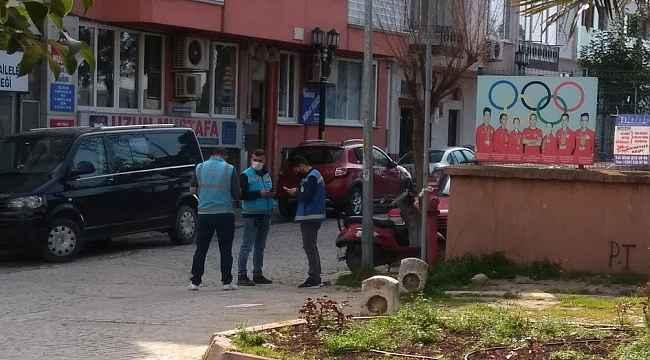 Erdek'te vatandaşlardan BASKİ'ye sitem