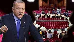 """Erdoğan'dan KKTC'nin Kur'an kurslarını kapatmasına tepki: """"Bu yanlıştan dönmezseniz farklı adımlar atacağız"""""""