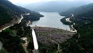 Eriyen kar suları sevindirdi, 2 günde baraj seviyesi yüzde 15 arttı - Bursa Haberleri
