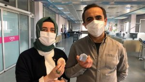 ERÜ'den çocuklarda diş çürüklerini önleyecek 'kontrollü flor salınımı yapan yer tutucu'