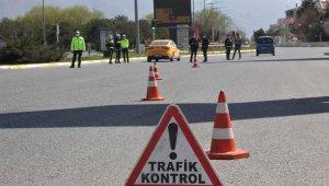 Erzincan'da hafta sonu sokağa çıkma kısıtlaması
