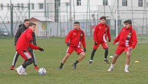 Eskişehirspor GZT Giresunspor maçı hazırlıklarını tamamladı