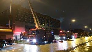 Fabrikadaki yangın akıllı buhar sistemi ile söndürüldü - Bursa Haberleri