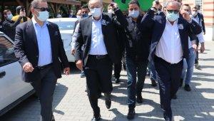 Fatih Terim ve Mehmet Ağar, Adana Demirspor'un efsane isminin tabutunu omuzladı