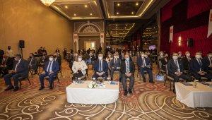 Fatma Şahin, 'Pandemi Sonrası Bölgesel Kalkınma Toplantıları'nda konuştu