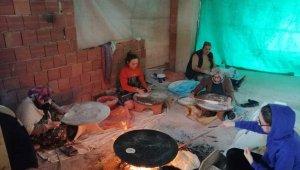Fatsalı kadınlar Ramazan hazırlıklarını tamamladı