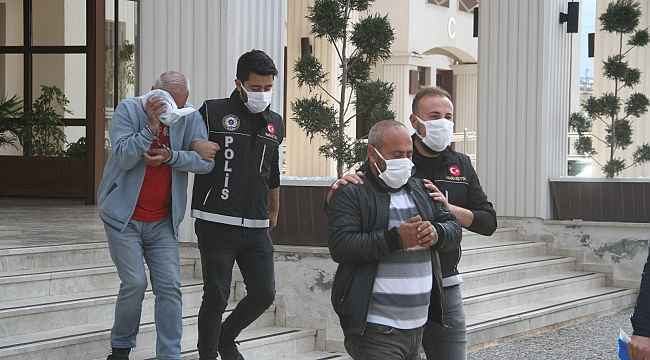 Fethiye'de uyuşturucu operasyonu: 2 kişi tutuklandı