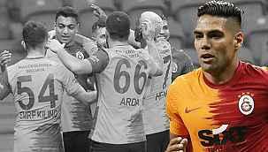 Galatasaray'da Radamel Falcao'nun yeni adresi netleşiyor