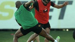 Galatasaray'da Gençlerbirliği maçı hazırlıkları sürüyor