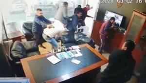 Galeride kanlı saldırı... Mersin'de şantaj çetesine operasyon