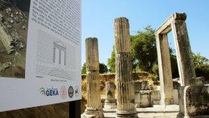 GEKA'dan kültür varlıklarına 17 Milyon TL destek