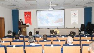 Genç işsizliğin çözümü için istihdam seferberliği toplantısı yapıldı