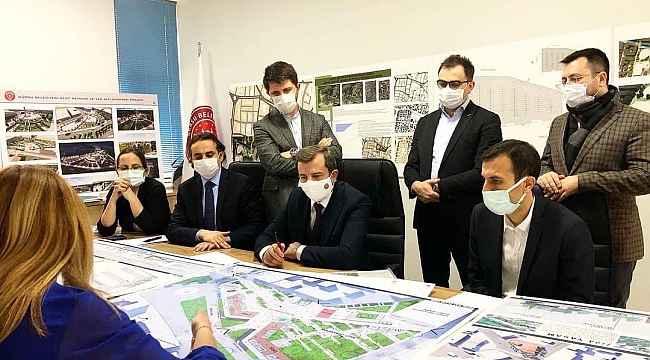 Gürsu yeni kent meydanına kavuşuyor - Bursa Haberleri