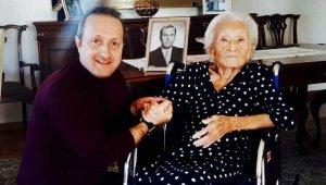 Hasan Polatkan'ın eşi organ yetmezliği sonucu 101 yaşında vefat etti
