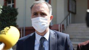 İnegöl'ün hava kalitesi anlık takip edilecek - Bursa Haberleri