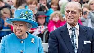 İngiltere Kraliçesi Elizabeth'in eşi Prens Philip hayatını kaybetti
